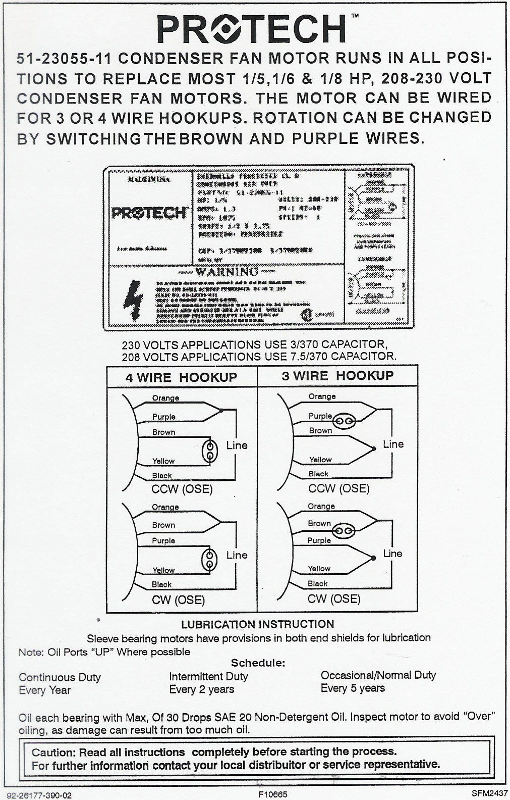 Furnace Capacitor Wiring Diagram - Wiring Diagrams •