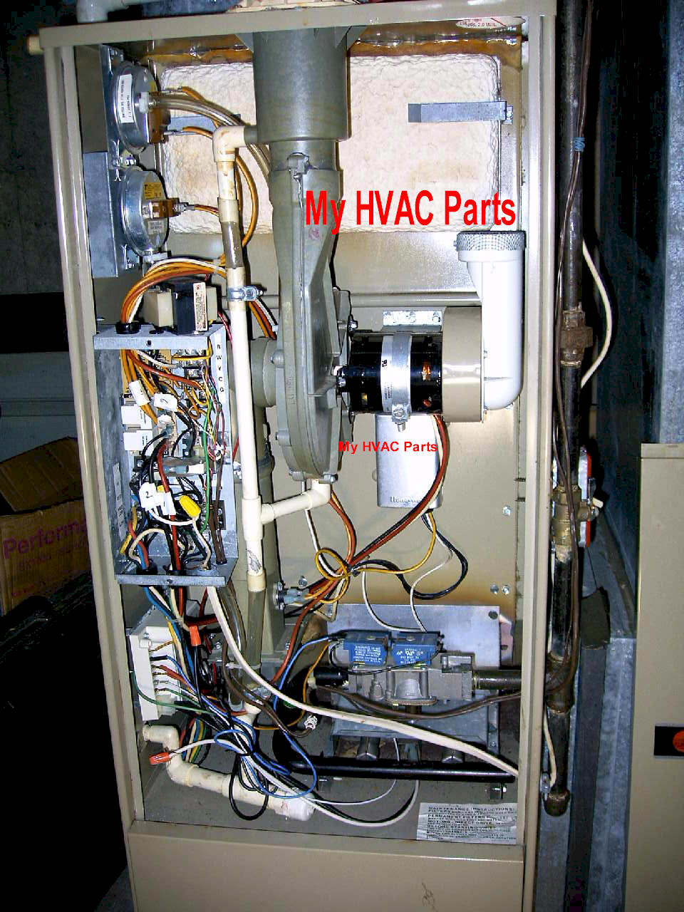 early 1990s trane 90 percent large cnt01149 trane combustion blower board Trane Gas Furnace Models at honlapkeszites.co