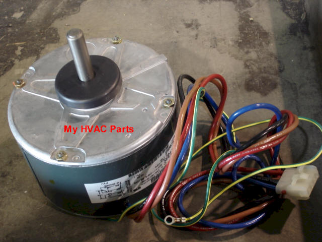 icp 1 32 1172508 tempstar 1 5 h p heat pump condenser fan motor Tempstar 12 Heat Pump Schematic at alyssarenee.co