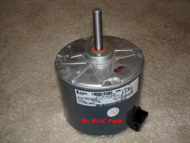 MOT04104 Trane/Am Std 1/5th HP Condenser Fan Motor on