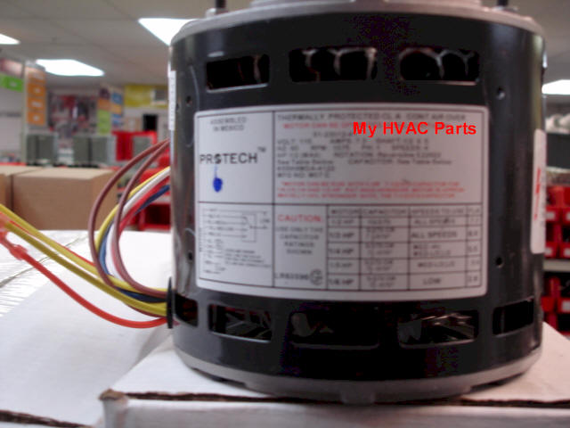 rheem 3ex rheem ruud oem furnace motors and capacitors  at gsmportal.co