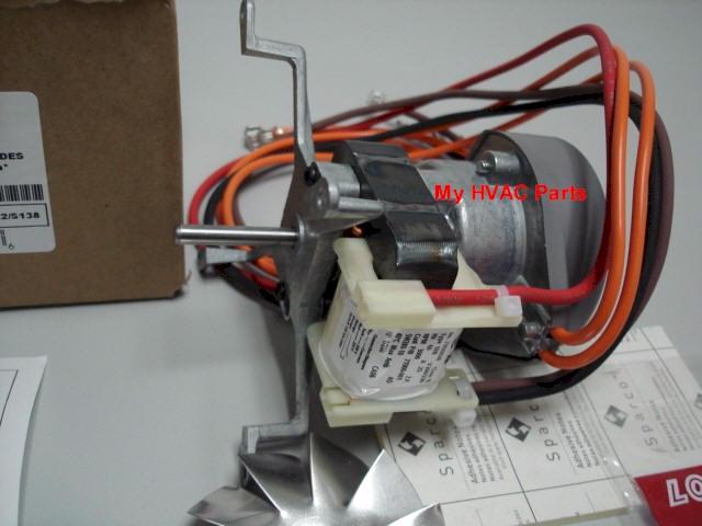 51 21964 11 Rheem Ruud Draft Inducer Kit