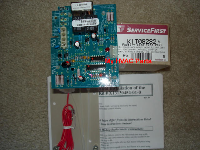 KIT08282 Trane Voyager Package Unit Control Board